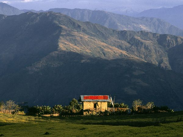 Source: http://travel.nationalgeographic.com/travel/countries/bhutan-guide/Photograph by James L. Stanfield