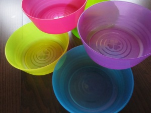 Ikea childrens bowls