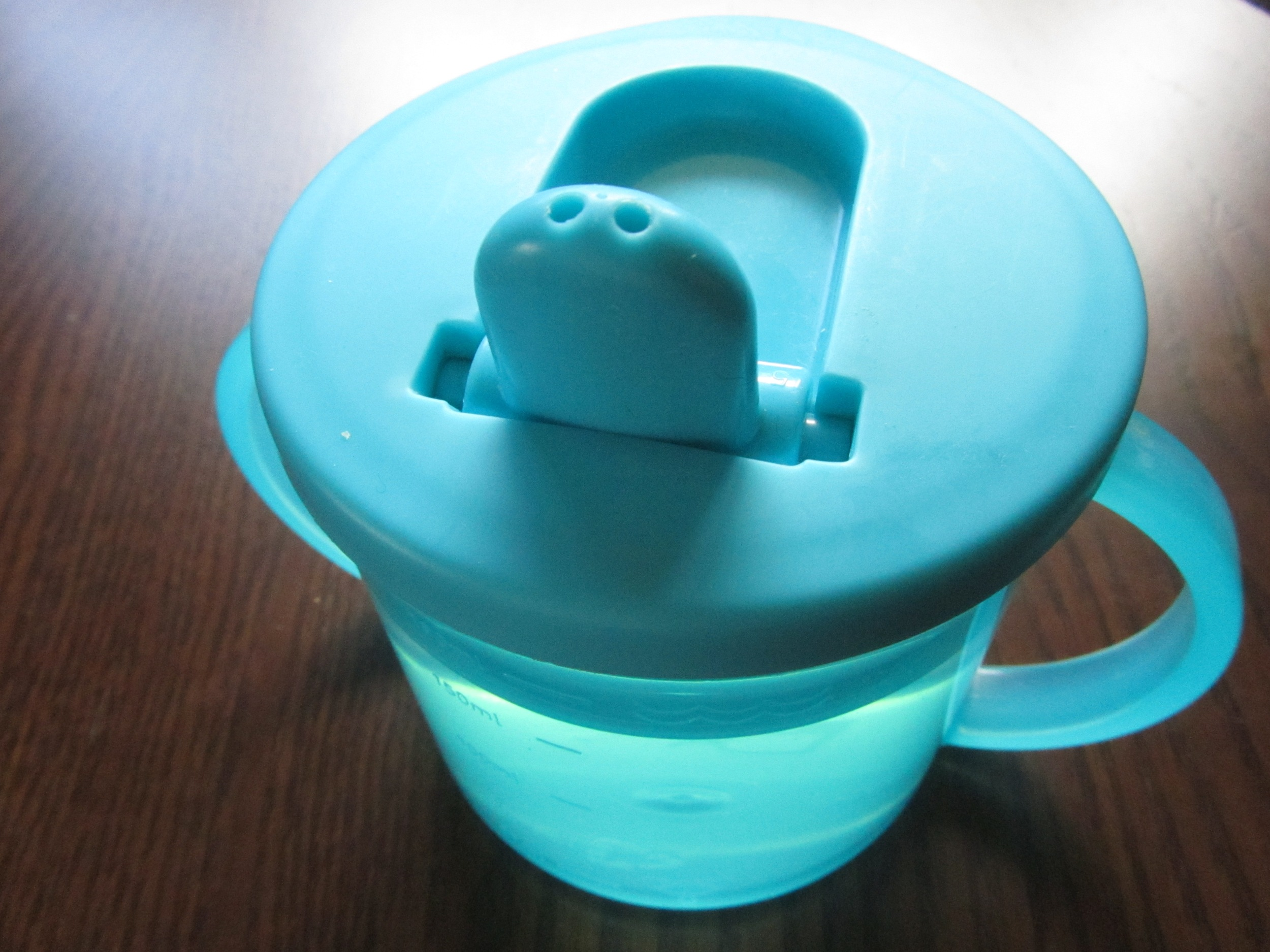 Explora sippy cup