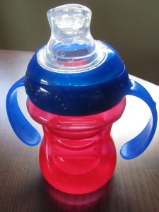 Nubby Sippy cup